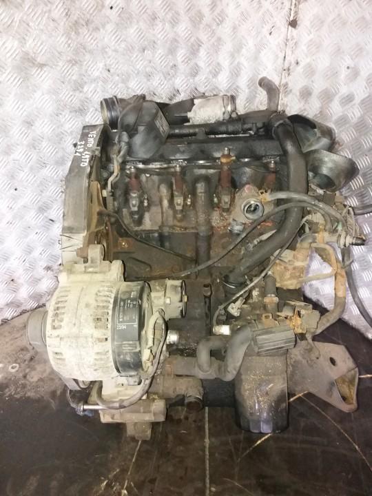 Variklis 1Z      Volkswagen VENTO 1994 1.9
