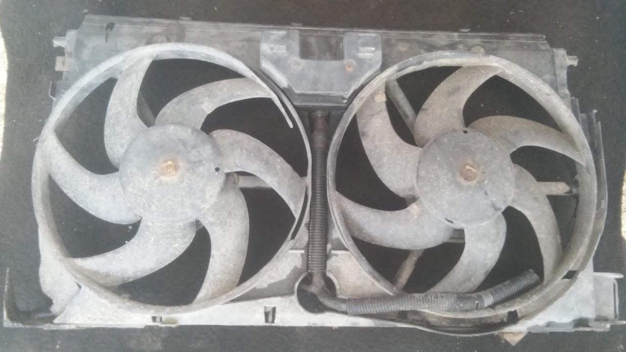 Difuzorius (radiatoriaus ventiliatoriaus) mp8120 n/a Peugeot 406 1996 1.9