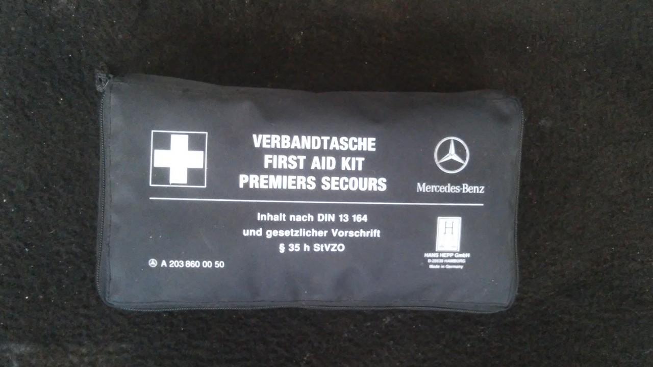 First Aid Kit Mercedes-Benz C-CLASS 2002    2.0 a2038600050