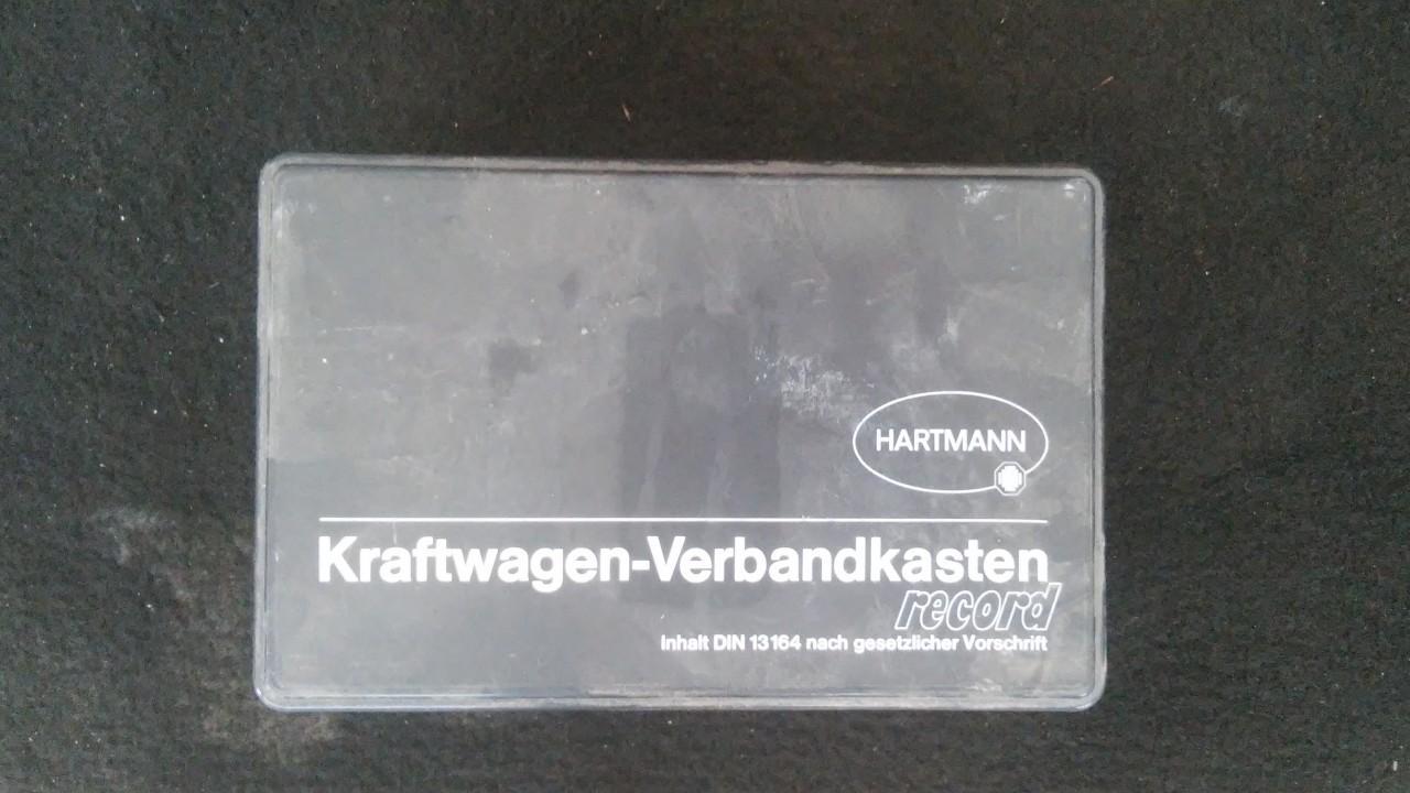 Аптечка Opel Astra 2001    2.0 din13164