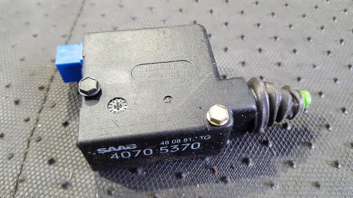 Centrinio duru uzrakto varikliukas 40705370 nenustatyta SAAB 9-5 2009 2.0