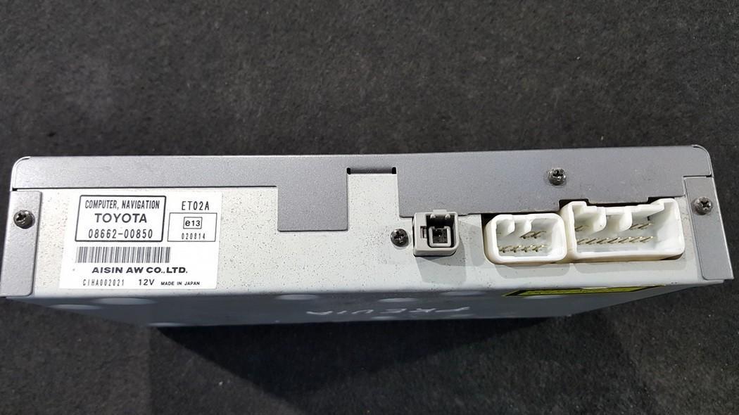 CD player NAVIGATION Toyota Previa 2003    0.0 0866200850