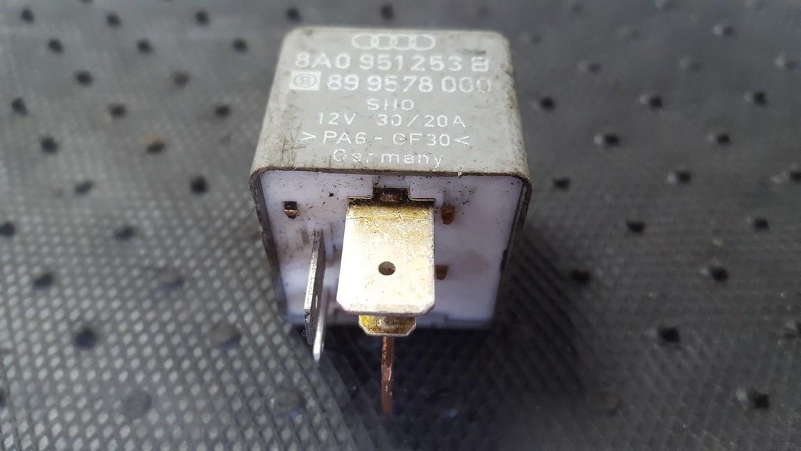 Rele 8A0951253B 899578000 Audi A6 1998 2.5