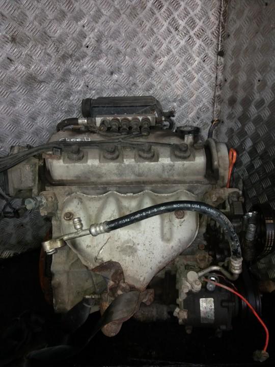 Variklis D14A3      Honda CIVIC 2007 2.2