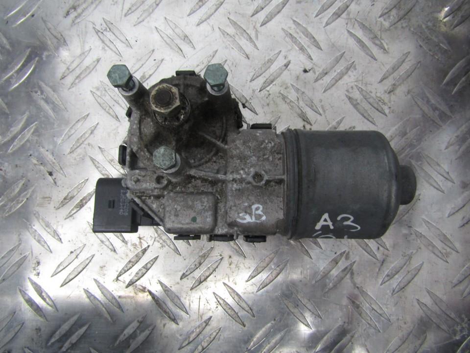 Priekinis langu valytuvu varikliukas 0390241532 1j2955113c Audi A3 1996 1.8