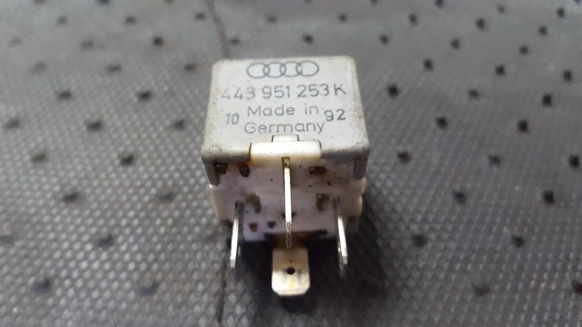 Rele 443951253K 899512 Audi 80 1988 1.6