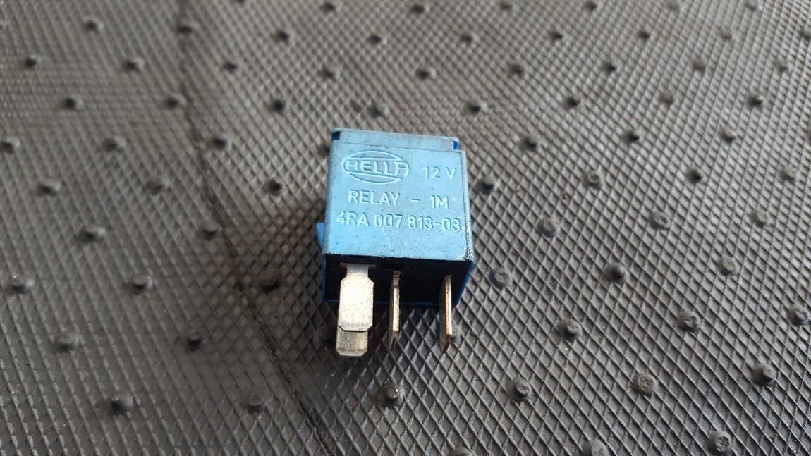 Rele 4RA00781303 4RA007813-03 Nissan QASHQAI 2008 2.0