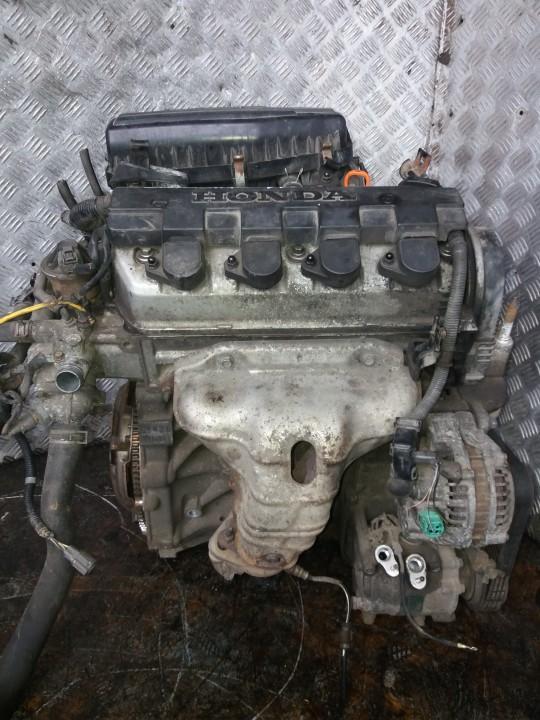 Variklis D14Z6     Honda CIVIC 1994 1.5