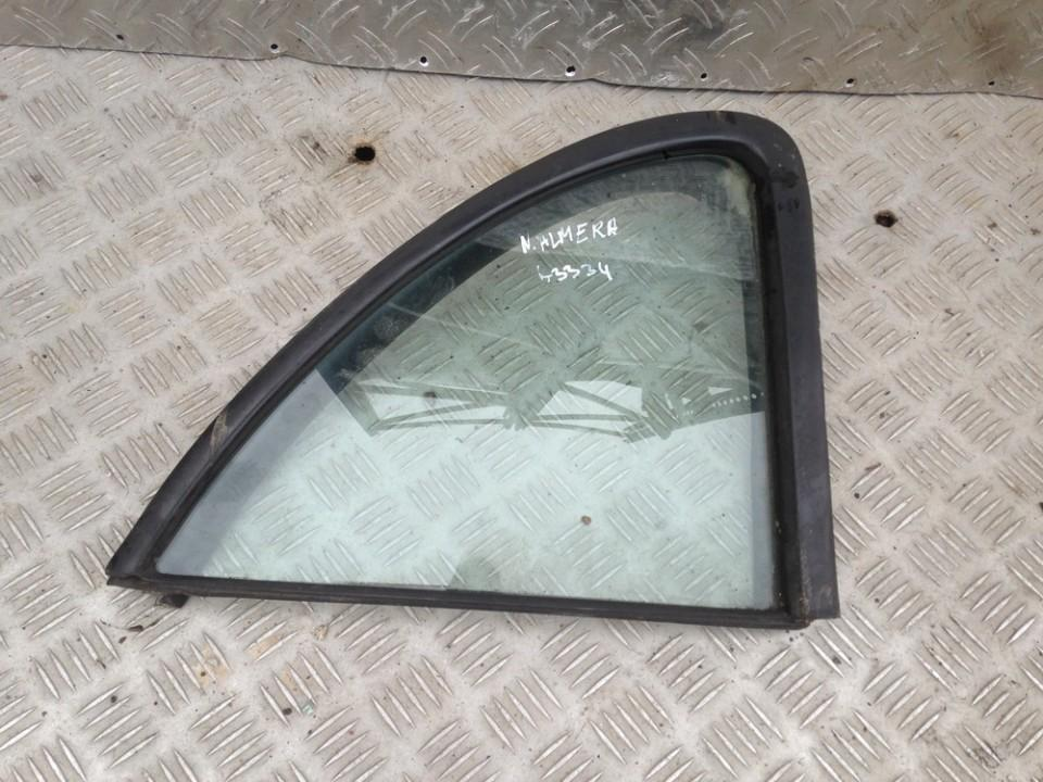 Поворотное стекло - задний левый NENUSTATYTA N/A Nissan ALMERA 2000 2.2