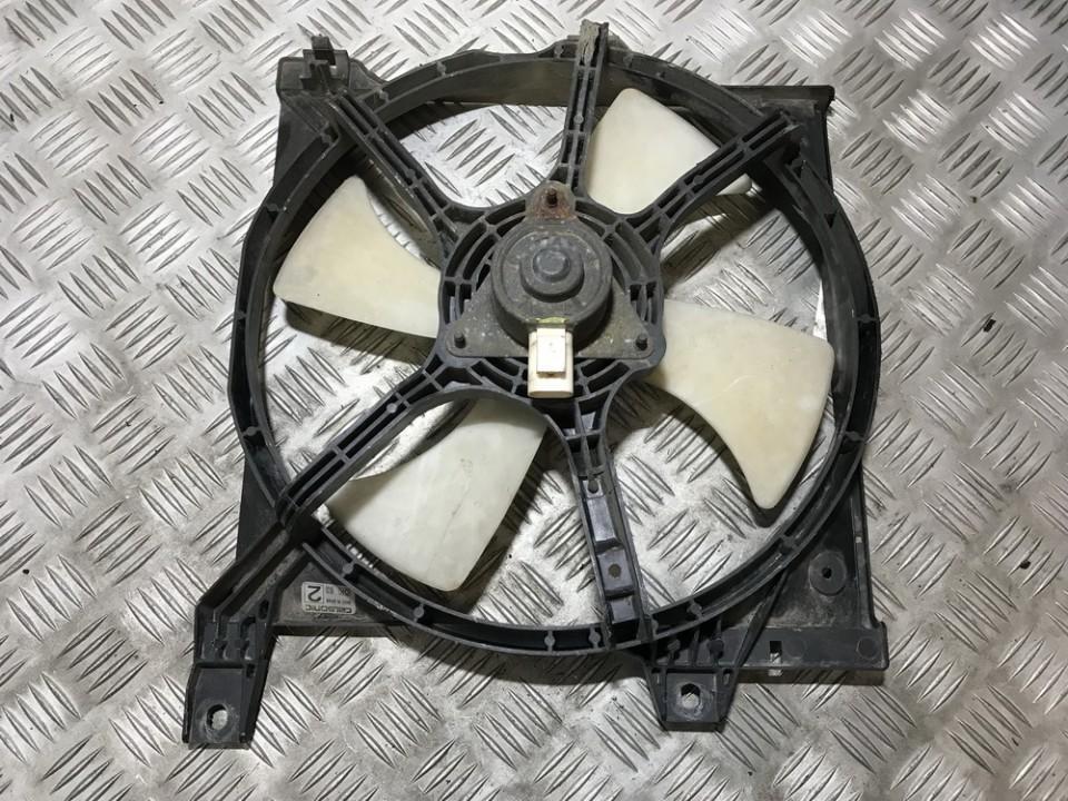 диффузор (вентилятор радиатора) NENUSTATYTA n/a Nissan ALMERA 1995 1.6