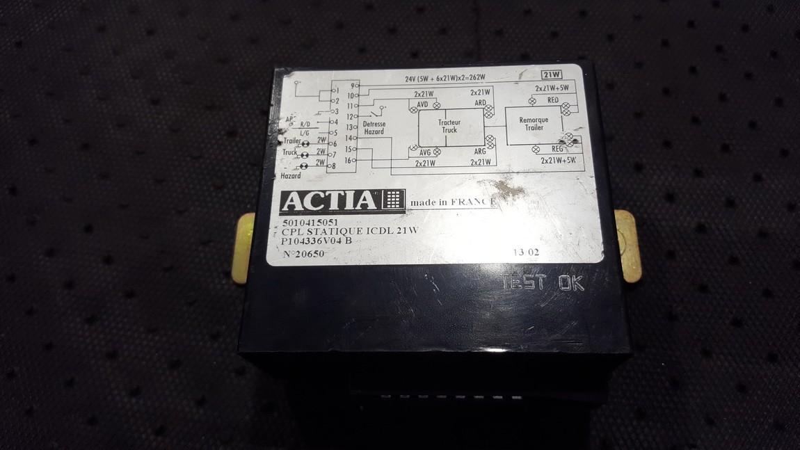 5010415051 P104336V04B Kiti kompiuteriai Truck - Renault Premium 2001 0.0L 39EUR EIS00235730