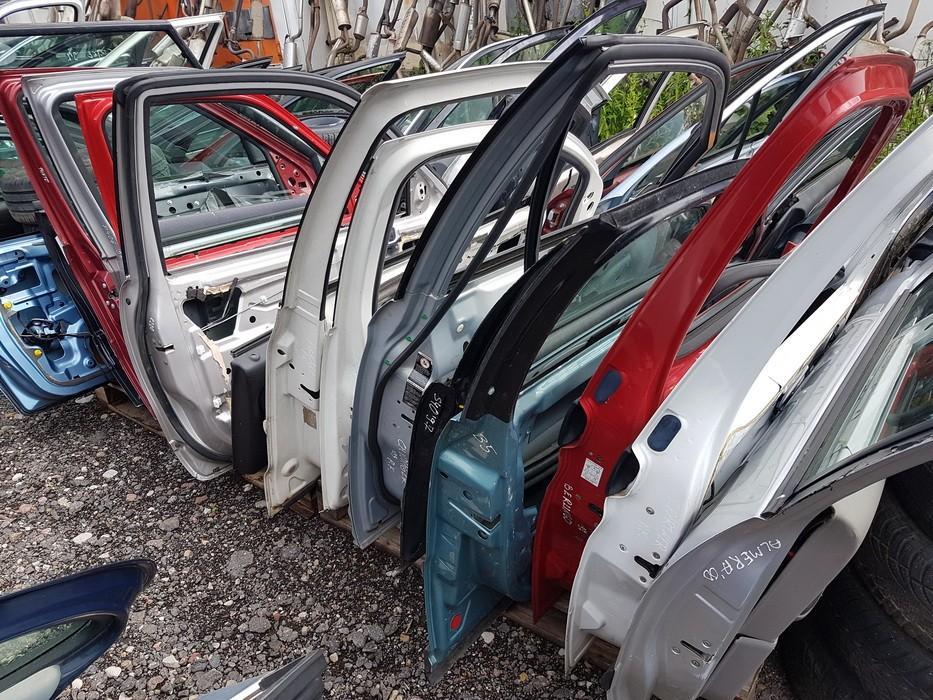 Doors - front left side NENUSTATYTA nenustatyta Renault ESPACE 1990 2.1