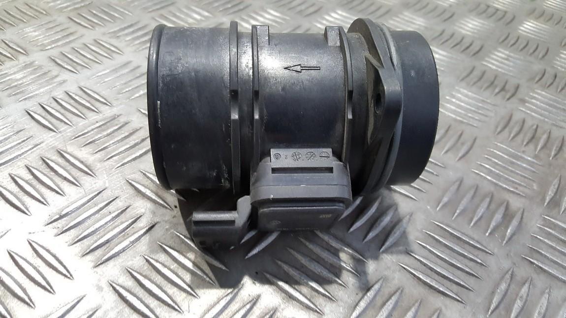 Air Mass Sensor 5WK97007 8200358901, H8200299956 Nissan NOTE 2008 1.4
