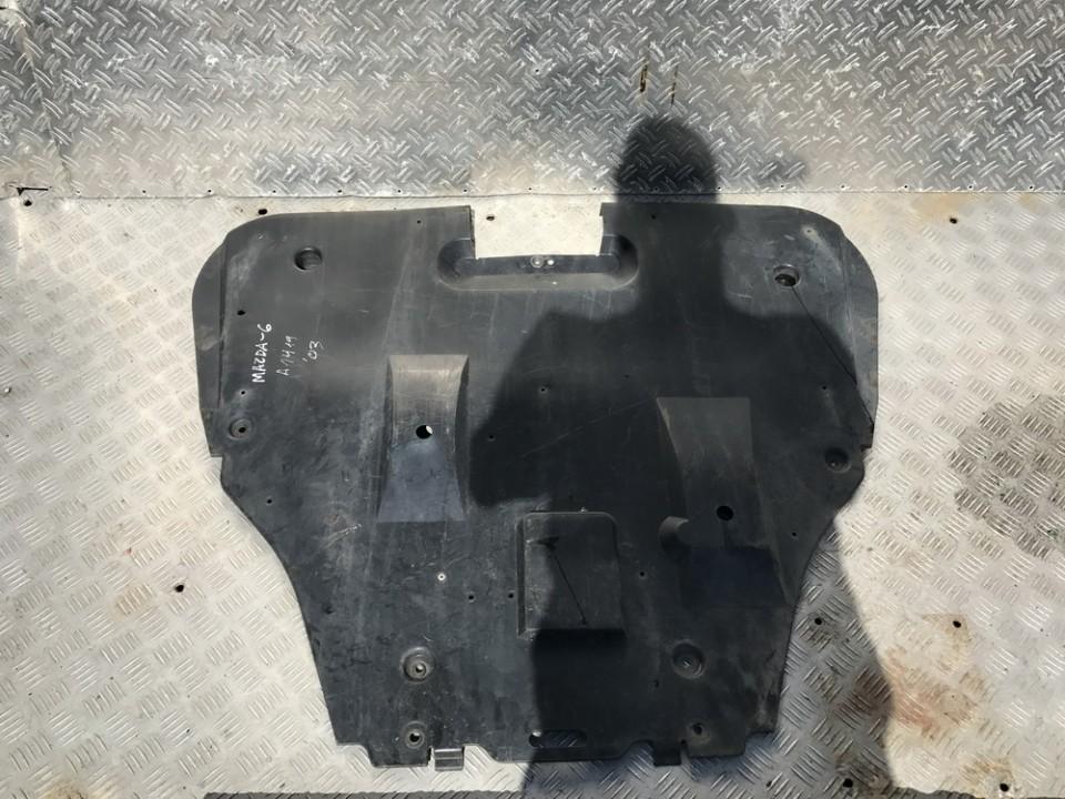 Variklio apsauga (padonas) NENUSTATYTA n/a Mazda 6 2004 2.0