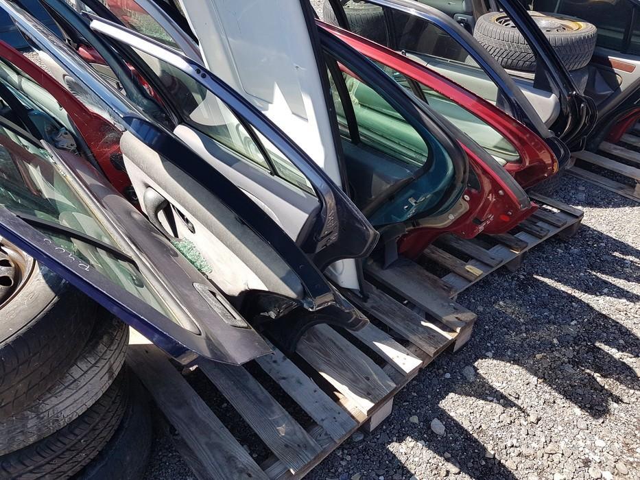 Doors - rear right side NENUSTATYTA NENUSTATYTA Fiat DOBLO 2005 1.9