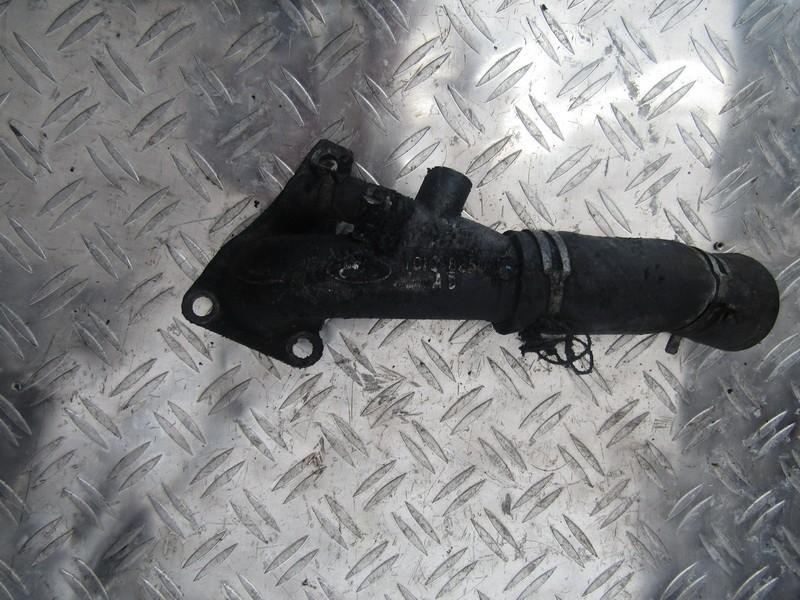 Ausinimo skyscio flansas (Ausinimo sistemos junge, ausinimo skyscio junge) yc1q8250ad yc1q-8250-ad Ford TRANSIT 1998 2.5