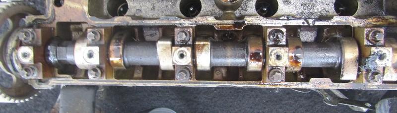 Intake Camshaft (Cam shaft) r90400056 nenustatyta Opel VECTRA 2007 1.9