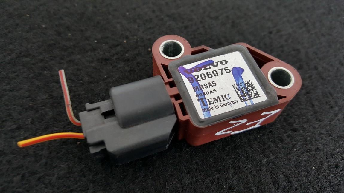 Srs Airbag crash sensor 9206975 8840A5 Volvo V50 2005 2.4
