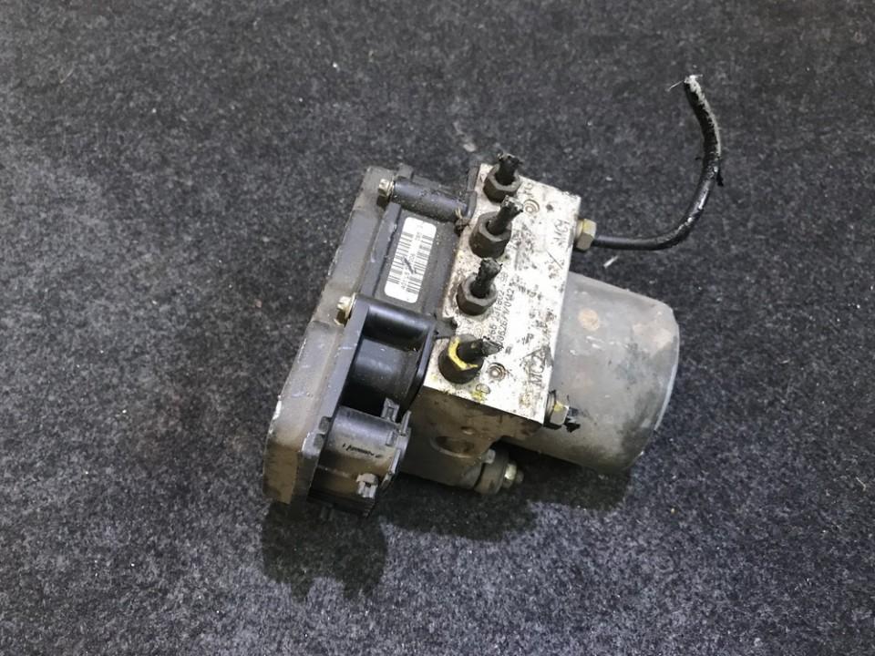 ABS Unit (ABS Brake Pump) 0265800301 9646828780 Peugeot 307 2003 2.0