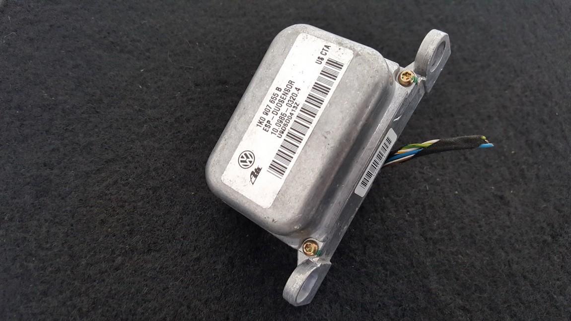 Esp Accelerator Sensor Volkswagen Golf 2005    0.0 1K0907655B