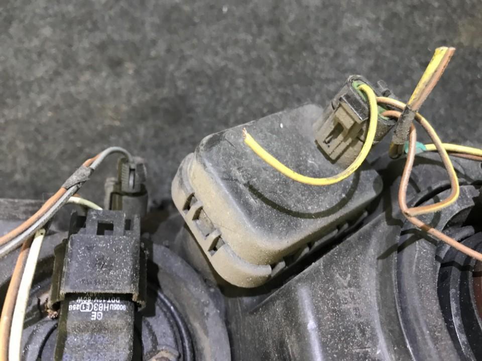 Моторчик корректора фары NENUSTATYTA n/a Opel ZAFIRA 2002 2.2
