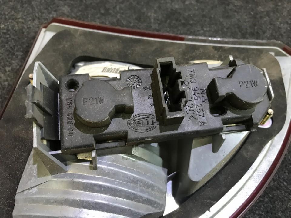 Galiniu zibintu plata 7m3945257a 964428-00 Ford GALAXY 1995 2.8