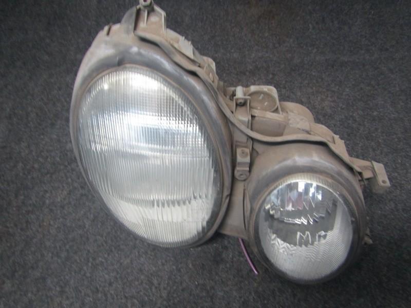 Front Headlight Right RH 14734800 147348-00, 147552, 2088000175,,,,,, 402852-02 Mercedes-Benz CLK-CLASS 2005 2.7