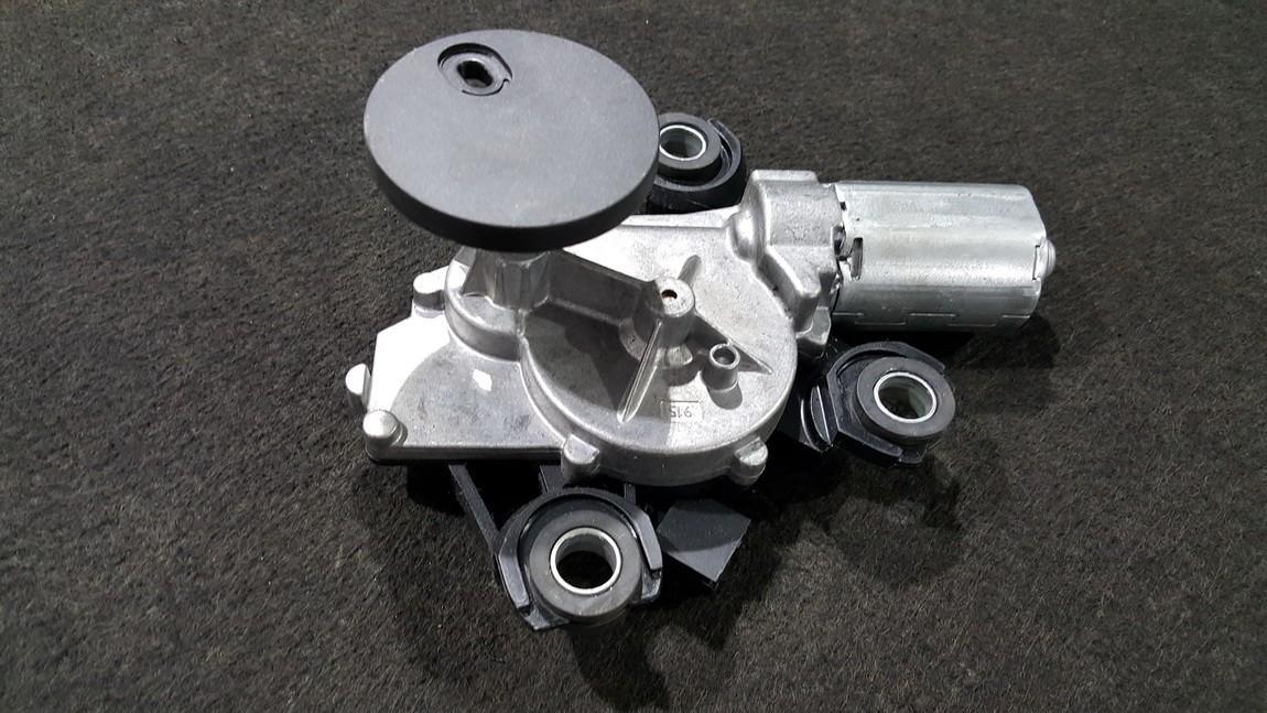 Rear wiper motor (Rear Screen Wiper Engine) Citroen C4 Grand Picasso 2008    0.0 0390201817