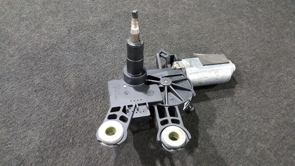Rear wiper motor (Rear Screen Wiper Engine) Volkswagen Golf 2007    0.0 A00401640015