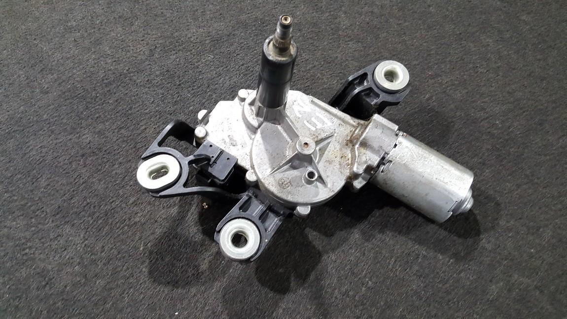 Rear wiper motor (Rear Screen Wiper Engine) Volkswagen Golf 2006    0.0 1K6955711B