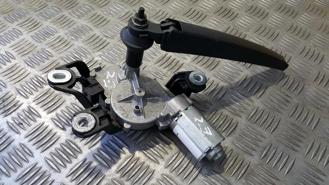 Rear wiper motor (Rear Screen Wiper Engine) Volkswagen Golf 2006    0.0 0390201800