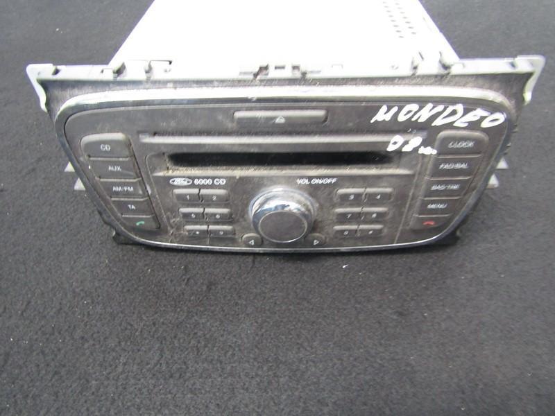 Automagnetola 7m5t18c815bc 7m5t-18c815-bc, v036250 Ford FOCUS 2001 1.8