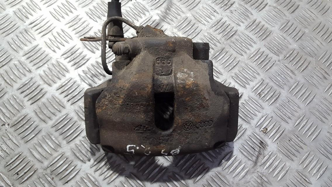 Disc-Brake Caliper front left side Audi  A6, C5 1997.01 - 2001.08