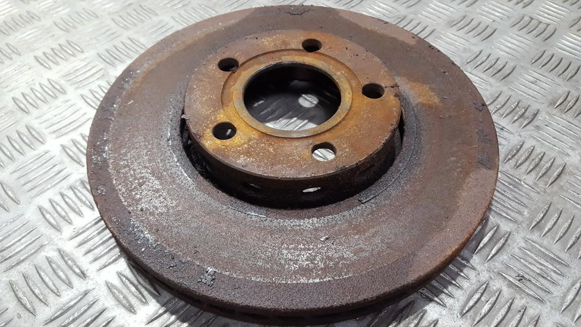 n/a Brake Disc - front Volkswagen Passat 2002 1.9L 14EUR EIS00239970