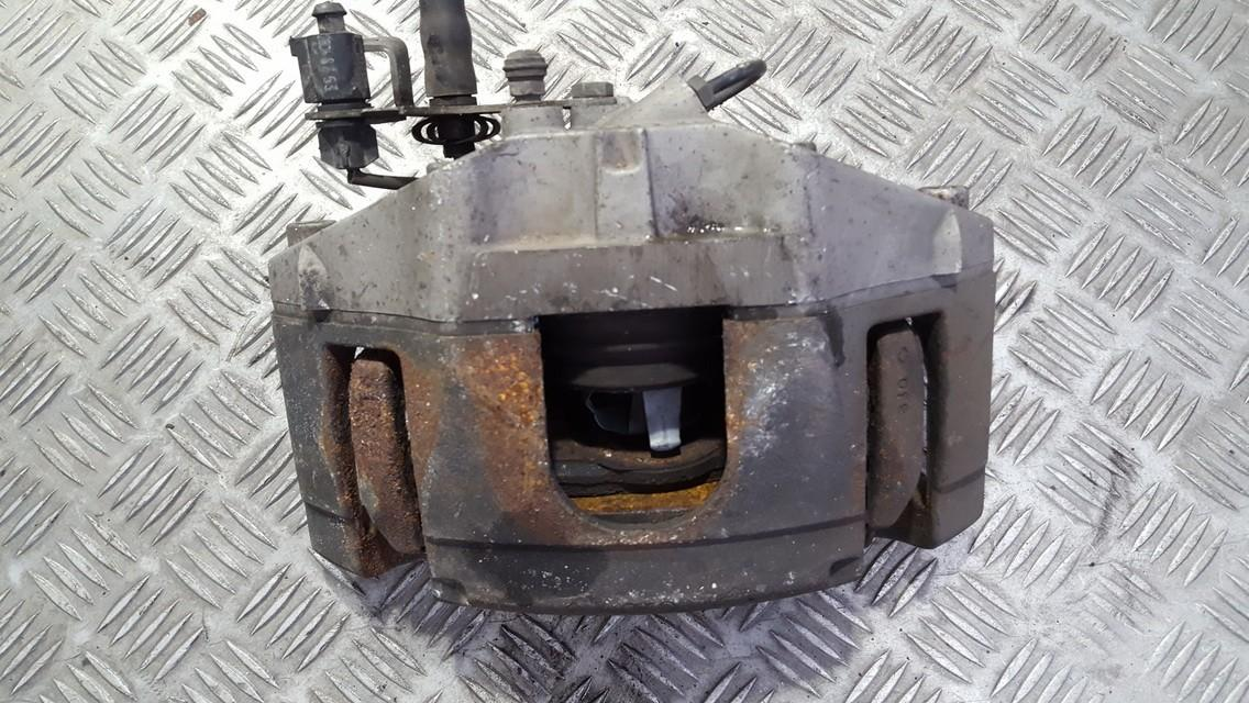 973 N/A Disc-Brake Caliper front left side Audi A6 2006 3.0L 25EUR EIS00239985