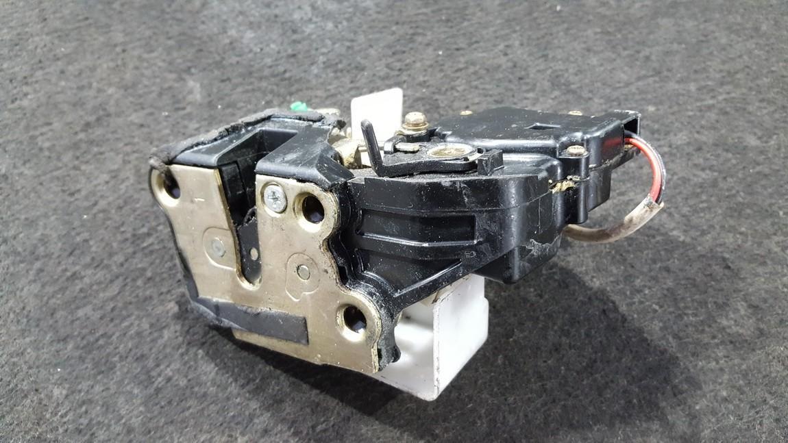 Duru spyna G.K. NENUSTATYTA NENUSTATYTA Toyota RAV-4 2003 2.0