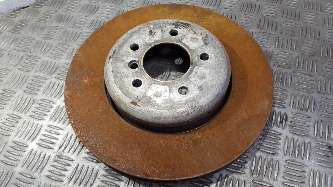 Диск тормозной передний BMW 5-Series 2006    3.5 6763827