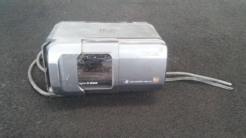 CD changers BMW 3-Series 1996    2.0 302705901