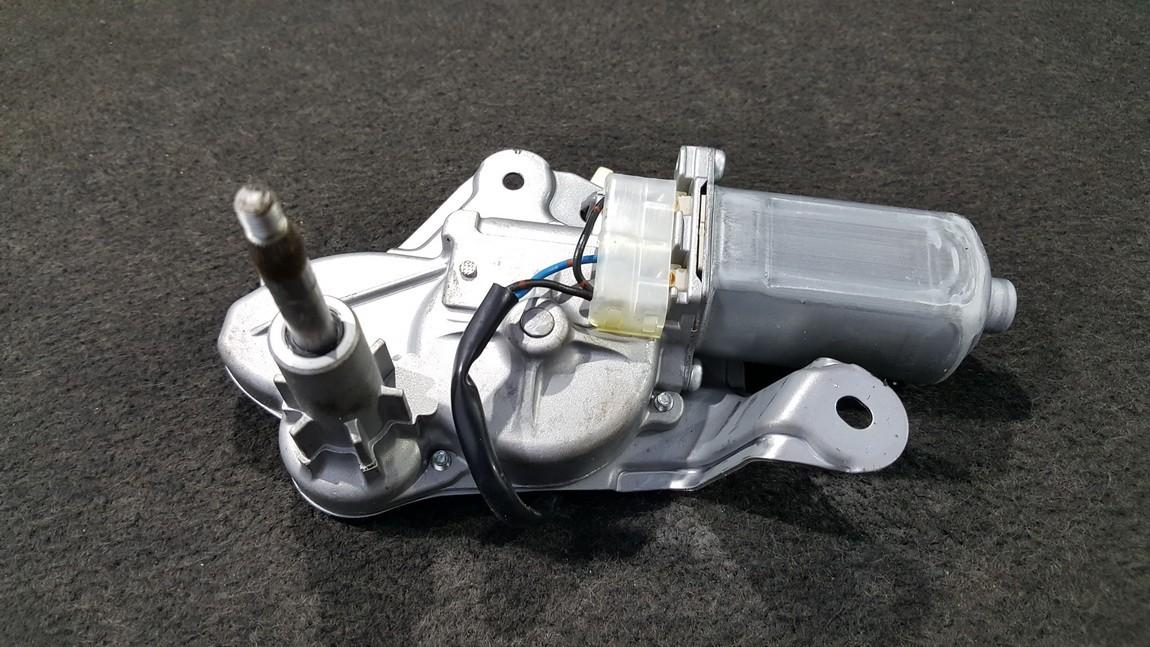 Rear wiper motor (Rear Screen Wiper Engine) Mazda 5 2007    0.0 C23567450