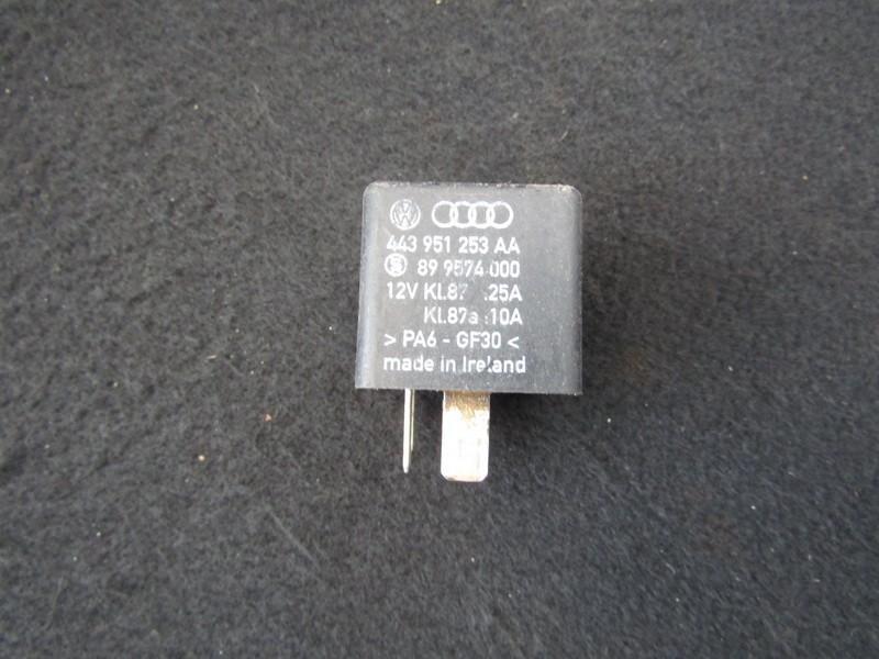 Relay module 443951253AA 899574000 Audi A4 1995 1.8