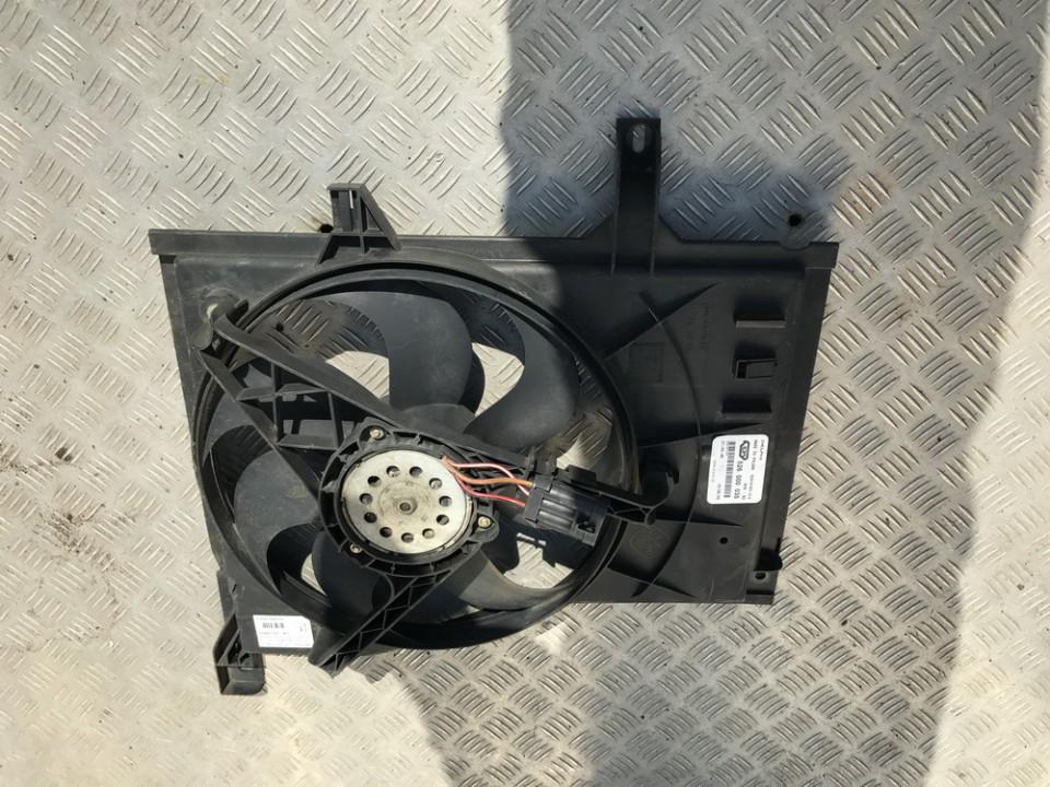 Difuzorius (radiatoriaus ventiliatorius) 526000035 52410163-cl2 LDV MAXUS 2006 2.5