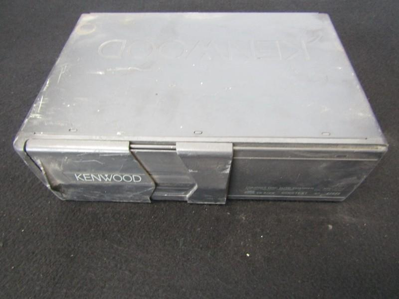CD changers Audi  A4, B6 2000.11 - 2004.12