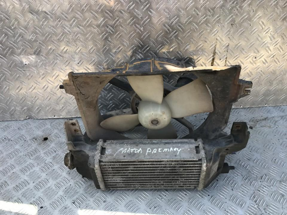 Intercooler radiator Mazda  Premacy, 1999.01 - 2005.03