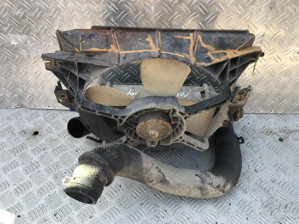 Diffuser, Radiator Fan Mazda  Premacy, 1999.01 - 2005.03