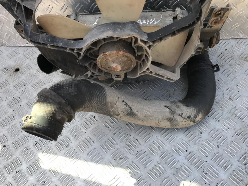 Turbo Intercooler Hose Mazda  Premacy, 1999.01 - 2005.03