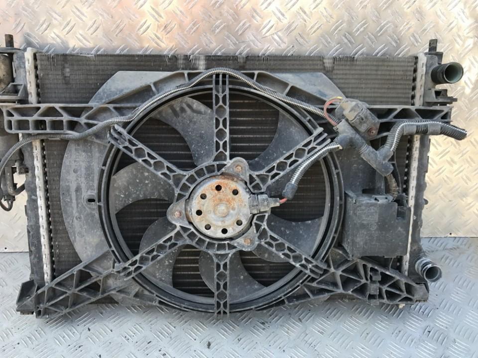 Diffuser, Radiator Fan Renault  Laguna, 1994.01 - 2001.03