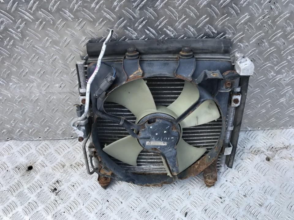 Diffuser, Radiator Fan Honda  Civic, 1995.10 - 2001.03