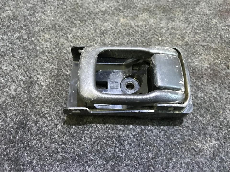 Offside Rear right Inner Door Handle Nissan  Almera, N15 1995.07 - 1998.06