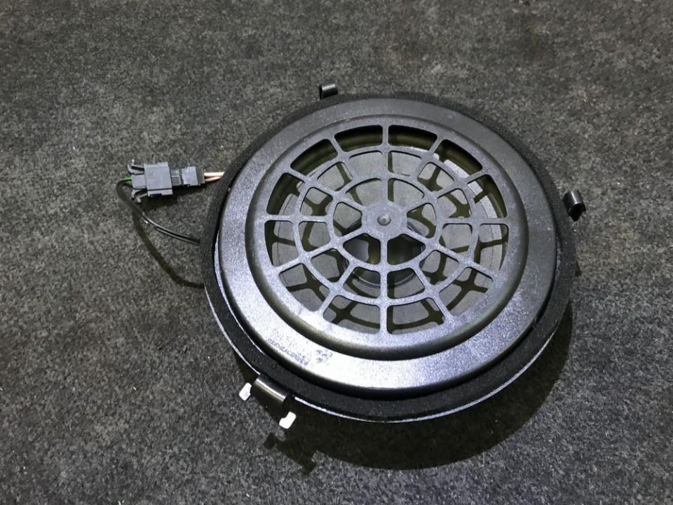 Speaker (audio) a2088200502 49104, 20169-08 Mercedes-Benz CLK-CLASS 2005 2.7