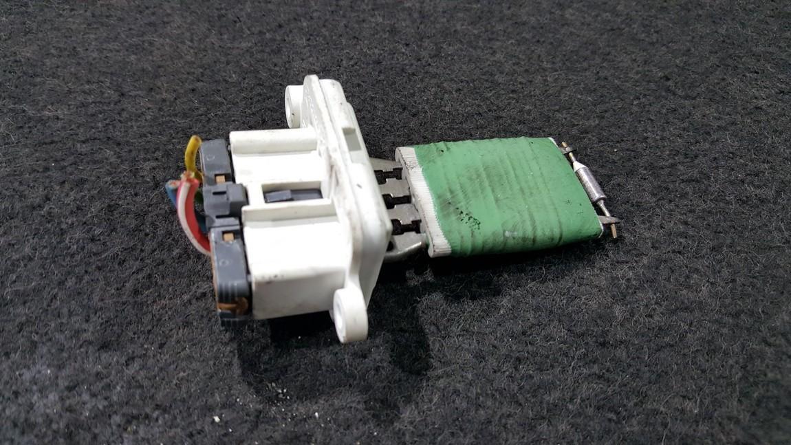 Peciuko reostatas NENUSTATYTA NENUSTATYTA Opel MERIVA 2010 1.4